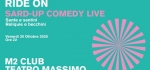 Sard up comedy live