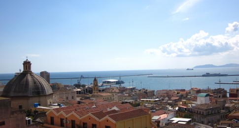 View from Bastione del Balice