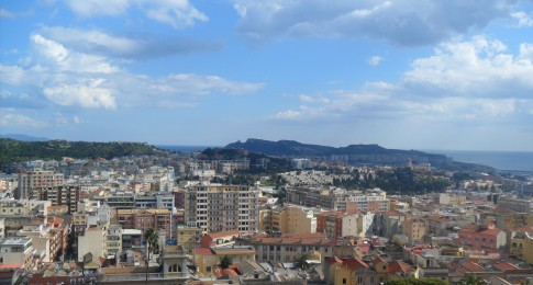 View from the Bastione of Saint Remy
