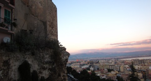 Panoramic View from Castello - Tower of Santa Lucia