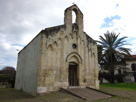 Church of Sant'Alenixedda