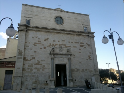 Church of San Lucifero