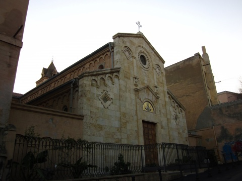 Church of San Vincenzo de Paoli