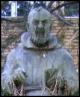 Statue of Saint Pio of Pietrelcina