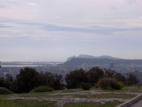 San Michele viewpoint