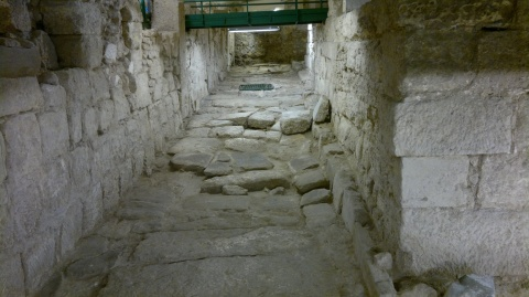 Archaeological Area of St. Eulalia