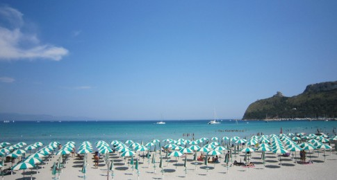 Poetto Beach Tour