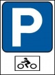 Motorcycle Parking Area